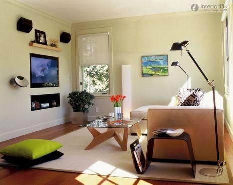 Simple Apartment Living Room Ideas