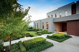 Simple Modern Garden Design