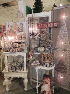 Vintage Christmas Store Displays Ideas
