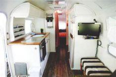 Airstream Travel Trailer Interior Renovations