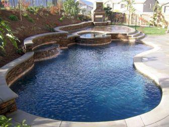 Back Yard Pool Design Ideas