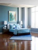 Blue Brown Bedroom Color Schemes