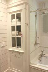 Built In Linen Closet Bathrooms