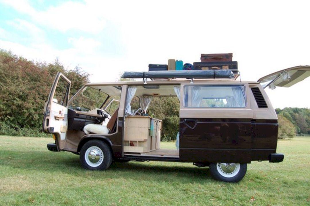Cool Camper Idea