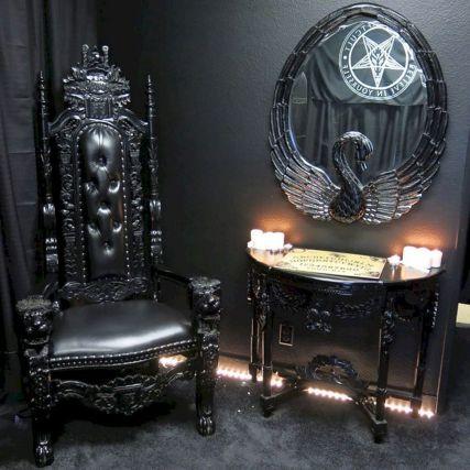 Gothic Home Decor Furniture