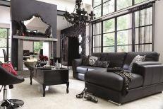 Gothic Living Room Decor