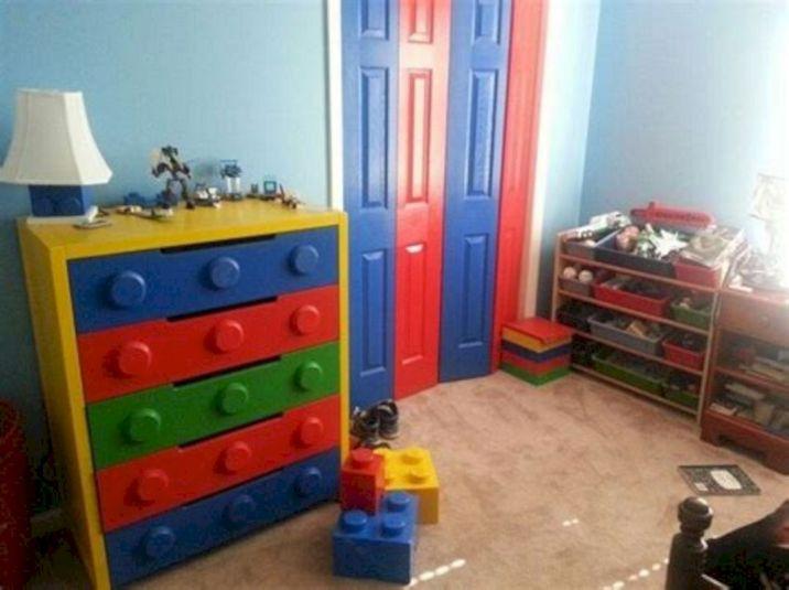 LEGO Bedroom Design Ideas