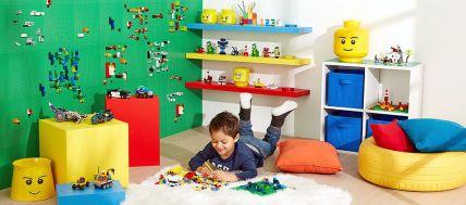 LEGO Kids Room Ideas