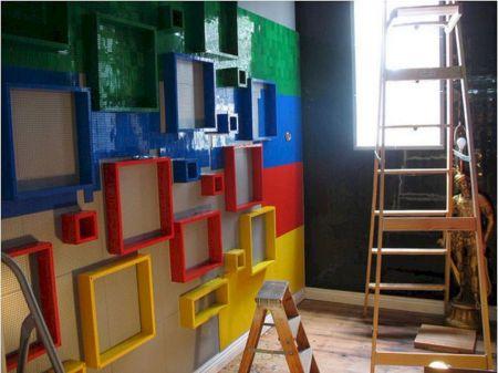 LEGO Room Display Ideas