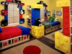 LEGO Room Idea