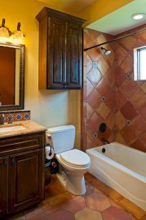 Mexican Style Bathroom