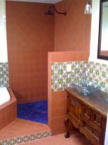 Mexican Tile Bathroom Shower