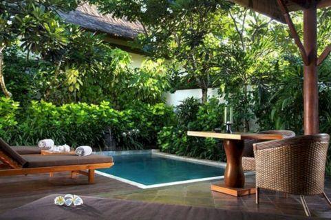 Small Plunge Pools Design