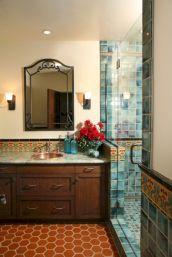 Spanish Style Bathrooms Design Ideas