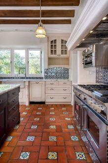 Spanish Style Kitchen Floor Tiles