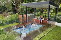 Swim Spa Pool Ideas