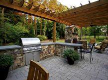 Backyard Living Space Design Ideas 1