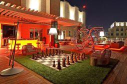 Backyard Living Space Design Ideas 14