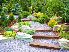 Gorgeous Rock Garden Ideas 18