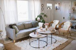 Living Room Rug Layering 11