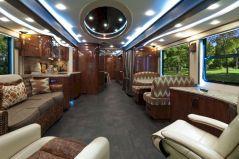Luxurious RVs Interior 112