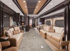 Luxurious RVs Interior 122