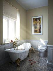 Modern Vintage Bathroom Ideas 15