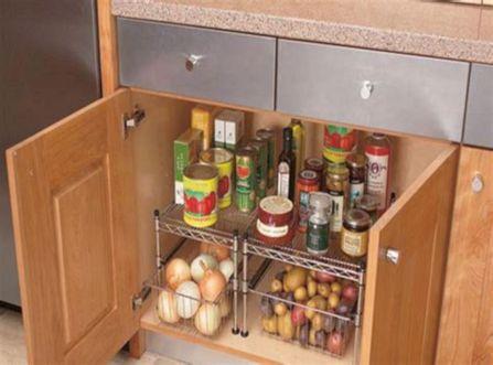 Organizer Kitchen Cabinets 11