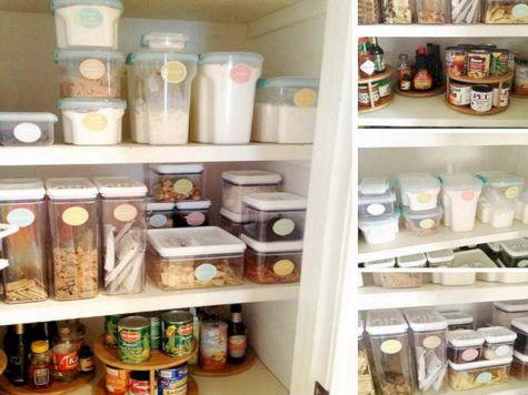 Organizer Kitchen Cabinets 113