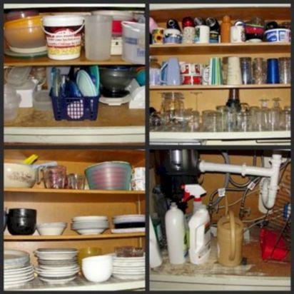 Organizer Kitchen Cabinets 13