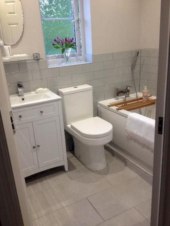 Small Bathroom Flat Sink Ideas 16