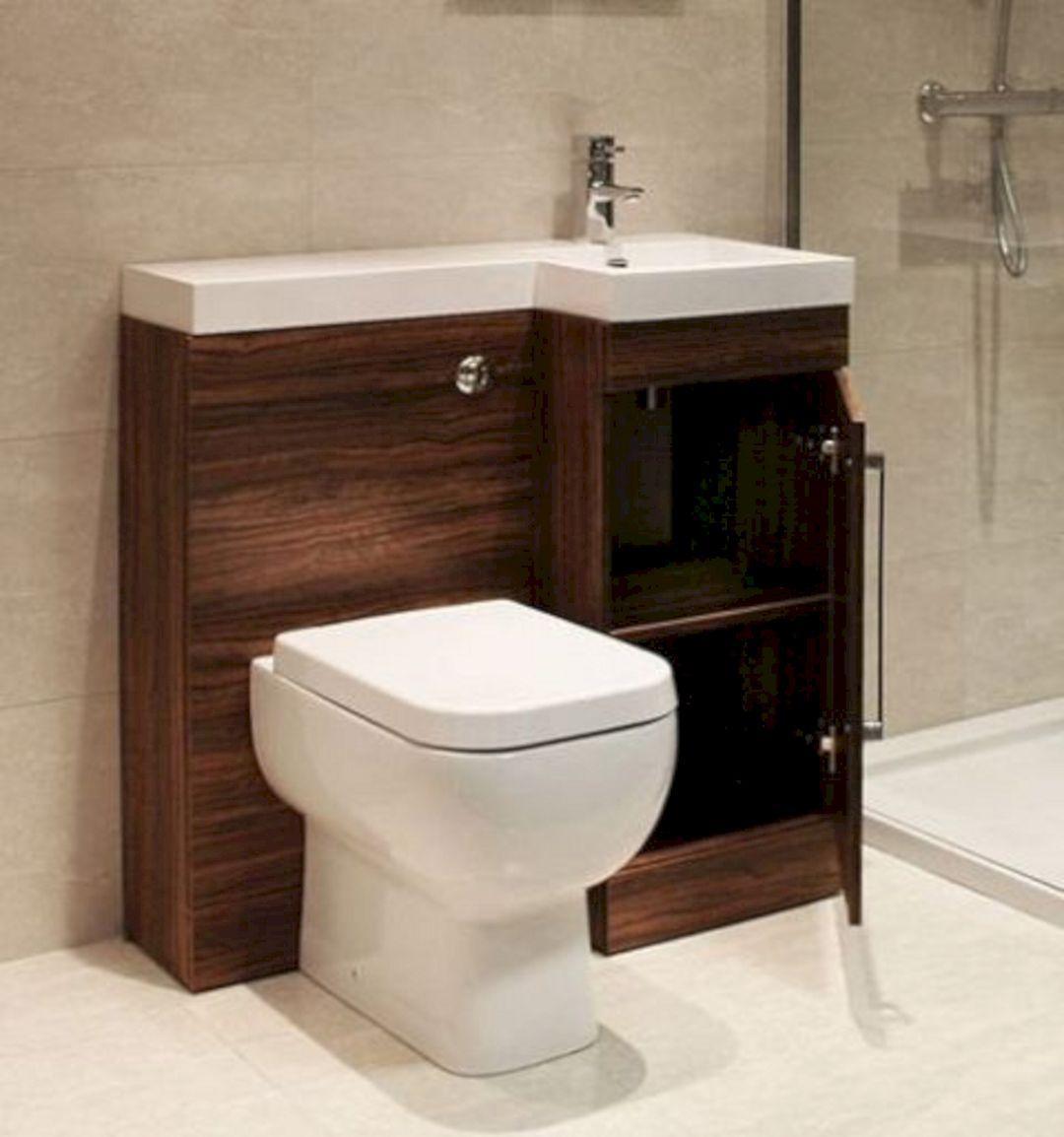 Small Bathroom Flat Sink Ideas 24