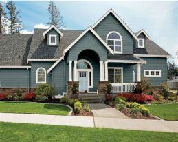 Exterior House Paint Color Schemes 1