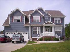 Exterior House Paint Color Schemes 14