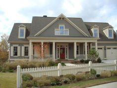 Exterior House Paint Color Schemes 18