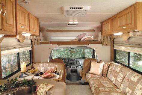 Luxurious Motorhomes Interior Design 14