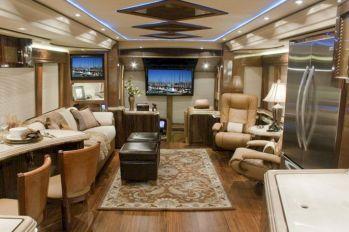 Luxurious Motorhomes Interior Design 23