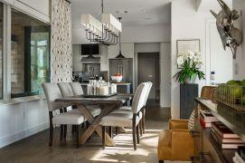 Modern Farmhouse Kitchen Tables 12