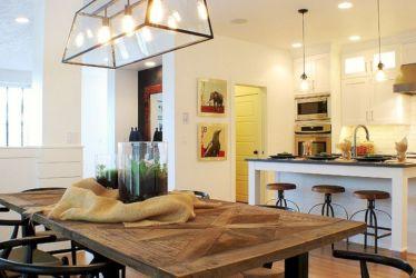 Modern Farmhouse Kitchen Tables 18