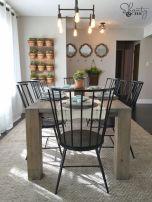 Modern Farmhouse Kitchen Tables 21