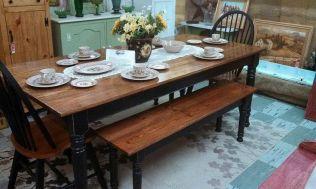 Modern Farmhouse Kitchen Tables 5