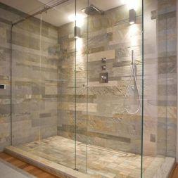 Natural Bathroom Tile Ideas 28