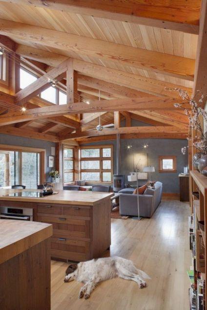 Northwest Contemporary Interior Design 17