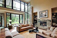 Northwest Contemporary Interior Design 24