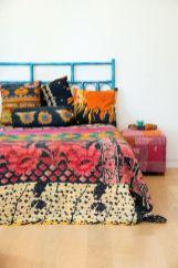 Romantic Vintage Bohemian Bedroom 17