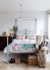 Romantic Vintage Bohemian Bedroom 18