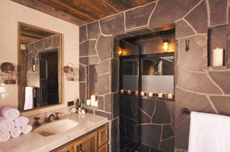 Rustic Bathroom Decorating Ideas 1