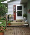 Tiny Front Porch Decorating Ideas 121