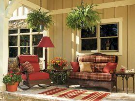 Tiny Front Porch Decorating Ideas 126
