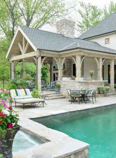 Backyard Living Space Design 2